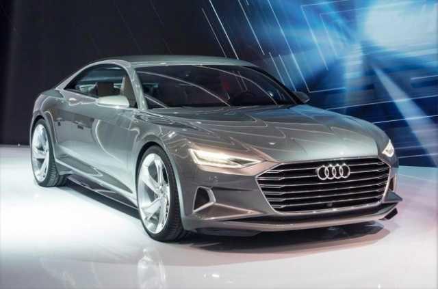 CES 2015: Audi Prologue Piloted Driving Concept