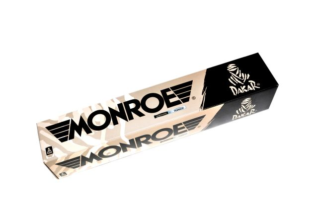 "Fric Rot lanza su nuevo amortiguador ""Monroe Dakar"""