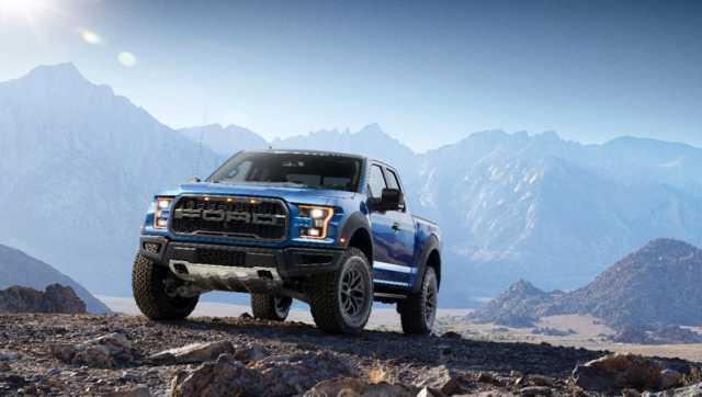 Ford exhibe la nueva F-150 Raptor