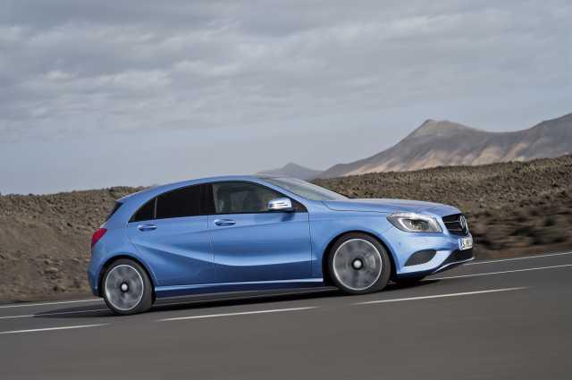 Mercedes-Benz aumentó su venta de autos y batió un nuevo récord