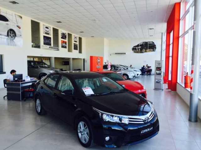 Toyota abre nuevo concesionario en San Miguel