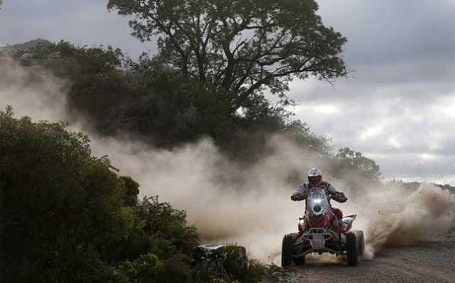 El calor nuevamente marcó la temperatura del Dakar