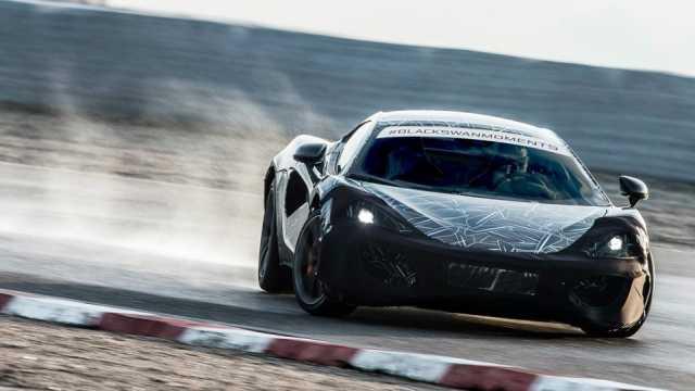 McLaren lanza el 650S Le Mans edition y trabaja en su línea Sports Series