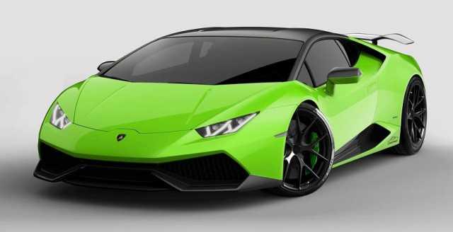 Oakley Design le mete mano al Lamborghini Huracán