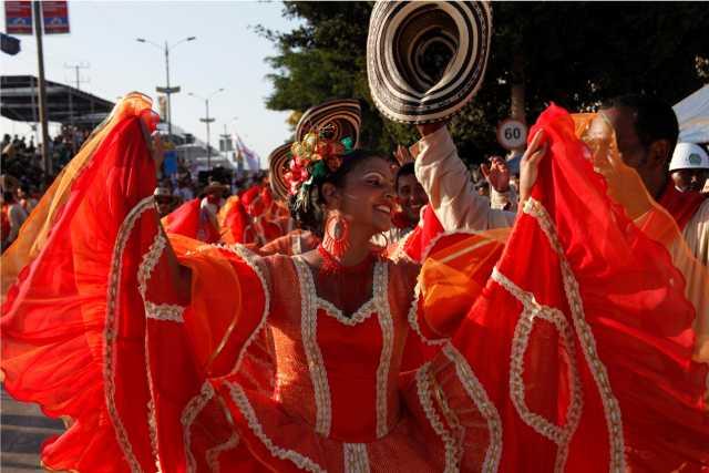 Colombia se viste de fiesta en una nueva edición del tradicional Carnaval de Barranquilla
