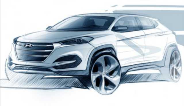 Hyundai Tucson 2015: el sustituto del ix35, en Ginebra