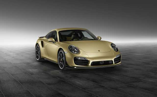 Nuevo Aerokit para el Porsche 911 Turbo y el 911 Turbo S