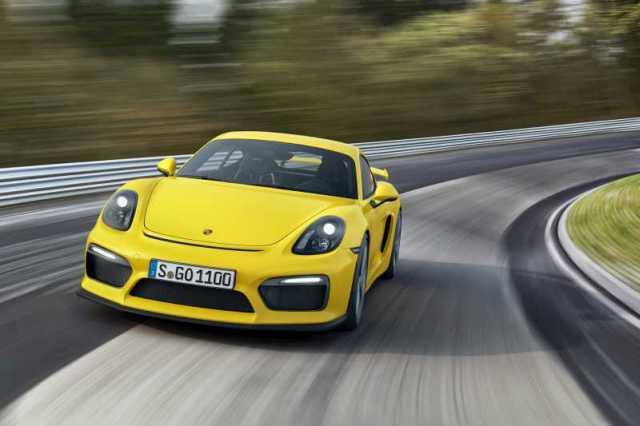 Punto de referencia en su segmento: el Porsche Cayman GT4