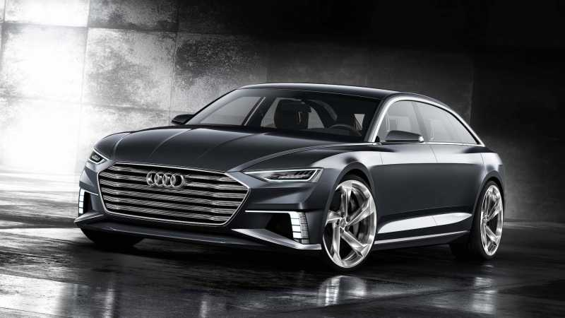 El imponente Audi Prologue Avant Concept Car, novedad en Ginebra 2015