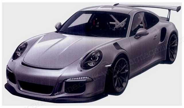 500 CV y 460 Nm de par para el Porsche 911 GT3 RS