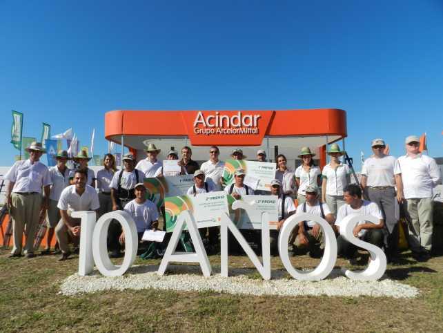 Acindar: diez años liderando el desarrollo de los alambradores argentinos