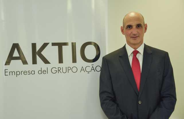 AKTIO designó a Fernando Pedemonte como nuevo Gerente General para sus operaciones en Argentina