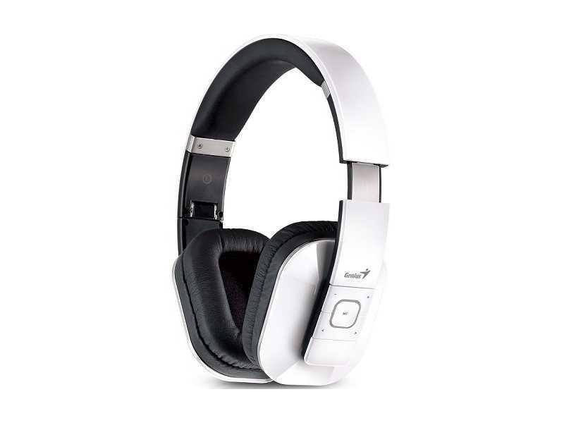 Genius presenta auriculares Bluetooth 4.0 para conectar dos dispositivos en simultáneo