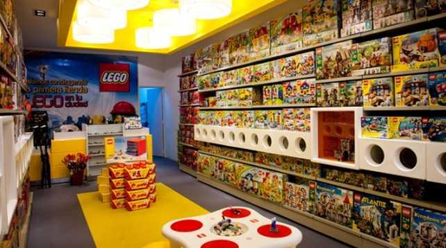 Lego mantiene el primer lugar entre las fábricas de juguetes