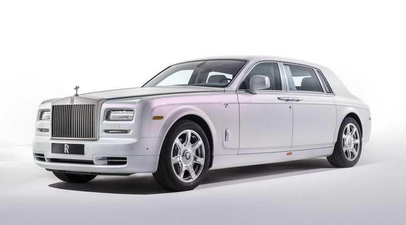 Rolls Royce Phantom Serenity, el jardín de paz sobre ruedas para Ginebra