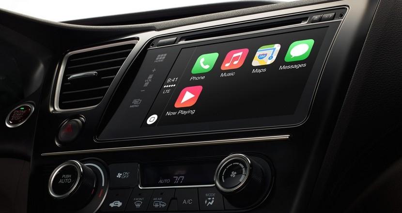 Apple CarPlay llegará en 2015 a 40 vehículos