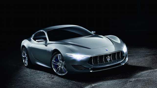 El Maserati Alfieri se lleva el premio al mejor Concept Car del año y se anuncia su fabricación en serie