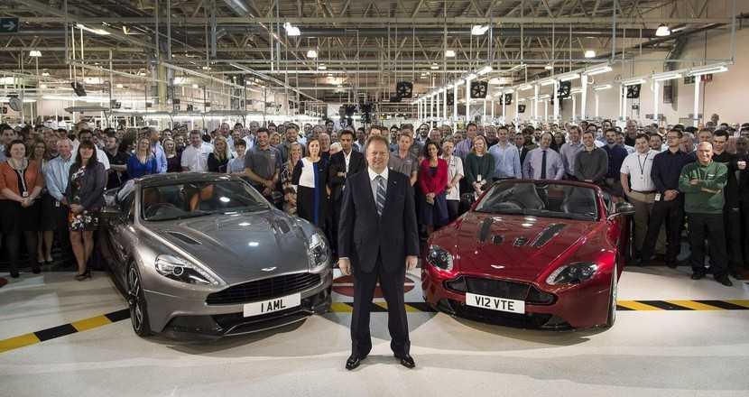 Aston Martin buscará la rentabilidad con un crossover y otros nuevos modelos
