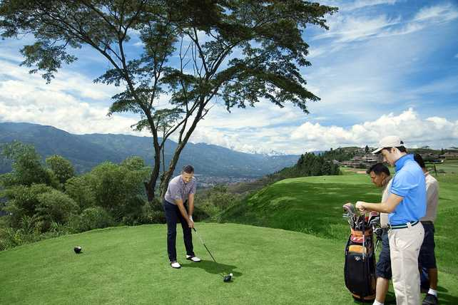 Colombia crece como destino de Golf
