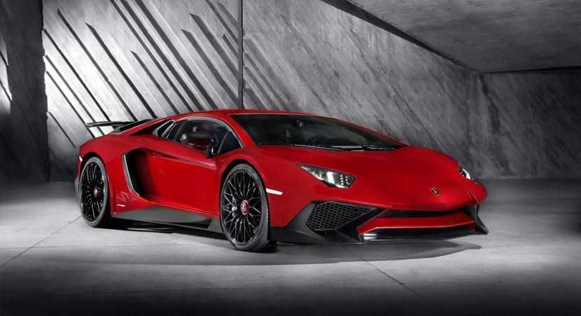 Solamente se producirán 600 unidades del Lamborghini Aventador LP 750-4 SV