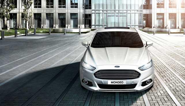 Ford presentó el nuevo Mondeo