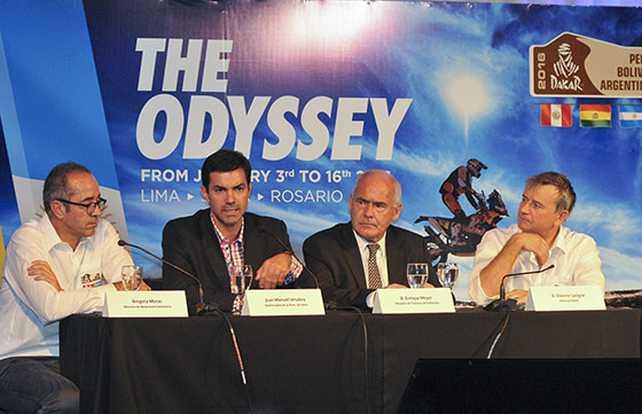 Nuevamente Salta será protagonista destacada en el Dakar 2016