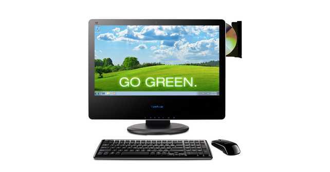 ViewSonic presenta en Argentina la All in One PC VPC2361