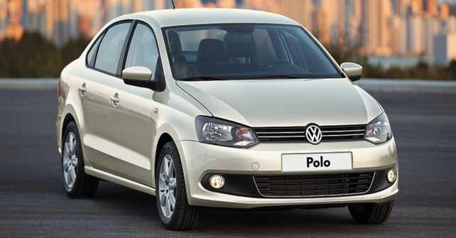 VW traerá el Polo Sedán indio a la Argentina