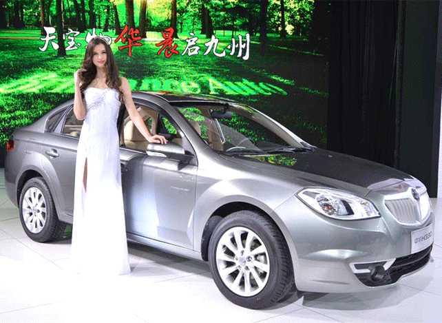 Brilliance, la marca de autos china que quiere fabricar en la Argentina