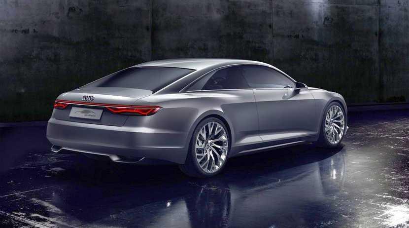 Conozca las novedades del nuevo Audi A8 antes de su lanzamiento en 2017