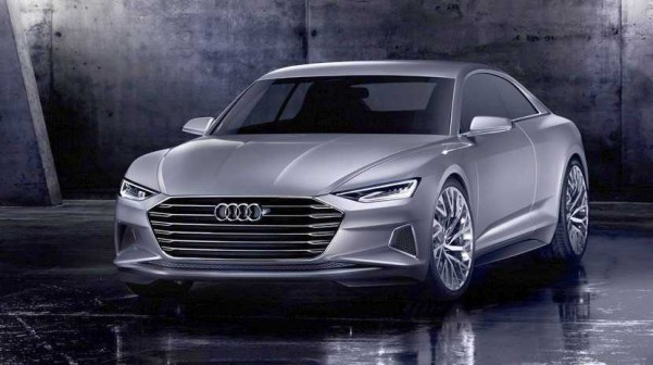El diseño exterior de Audi A8 2017 se basaría en el Concept Prologue