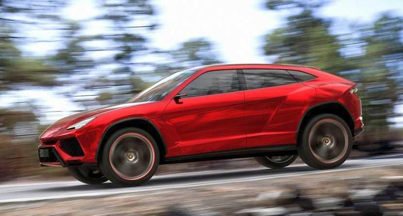 Lamborghini Urus, el SUV es oficial y llegará en 2018