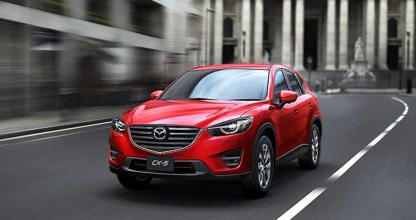 El Mazda CX-5 ya acumula más de 1.000.000 de unidades producidas