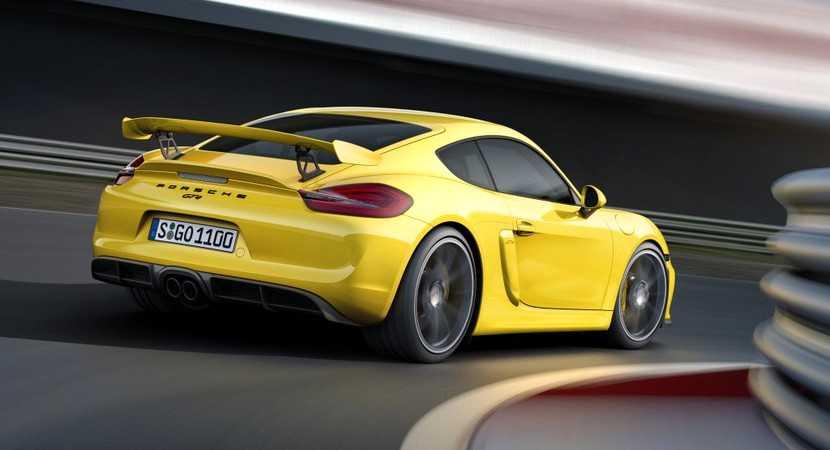 Porsche registra las siglas GT5, ¿qué podemos esperar?
