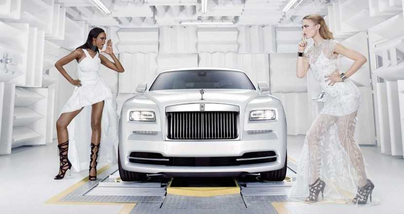 Rolls-Royce Wraith Inspired by Fashion, homenaje a la alta costura
