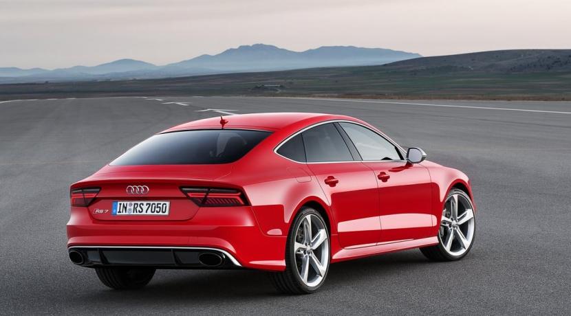 El Audi A7 podría perder su característica zaga