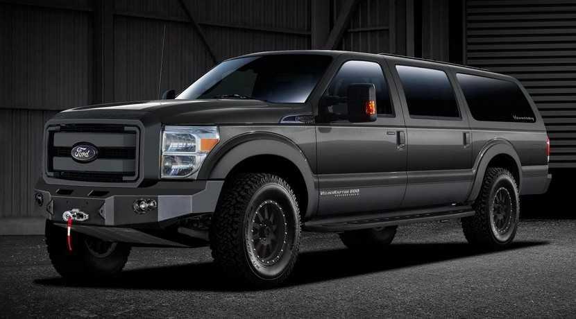 Hennessey VelociRaptor SUV, el todoterreno king-size más brutal