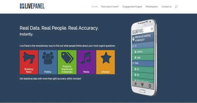 LivePanel, la tecnología argentina que busca revolucionar el relevamiento de opinión