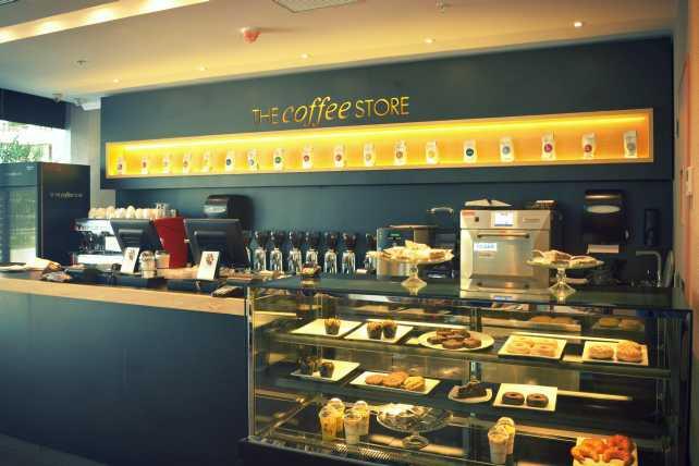 The Coffee Store llega a Chile y expande su negocio