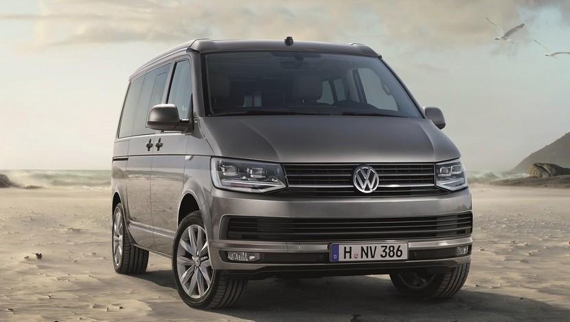 La nueva Volkswagen T6 California ya es una realidad