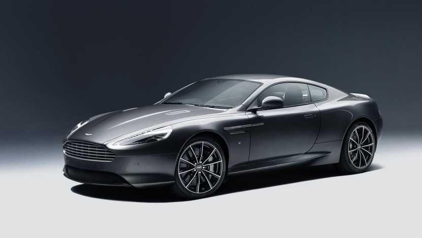 Aston Martin DB9 GT, distinción y exclusividad para el DB9 más potente de la historia