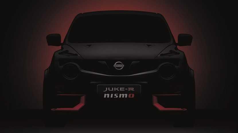 Nissan presentará un nuevo Juke-R Nismo en Goodwood