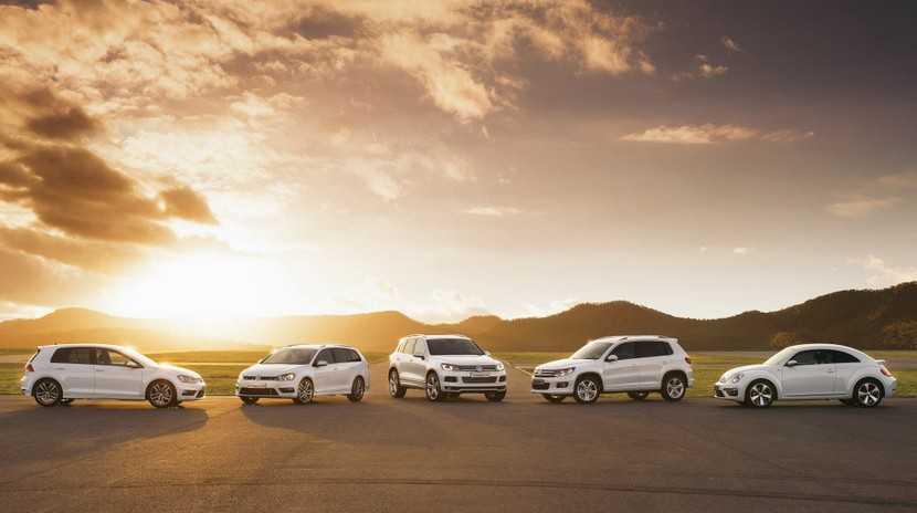 Podría haber una separación en 4 grupos estratégicos para el grupo Volkswagen