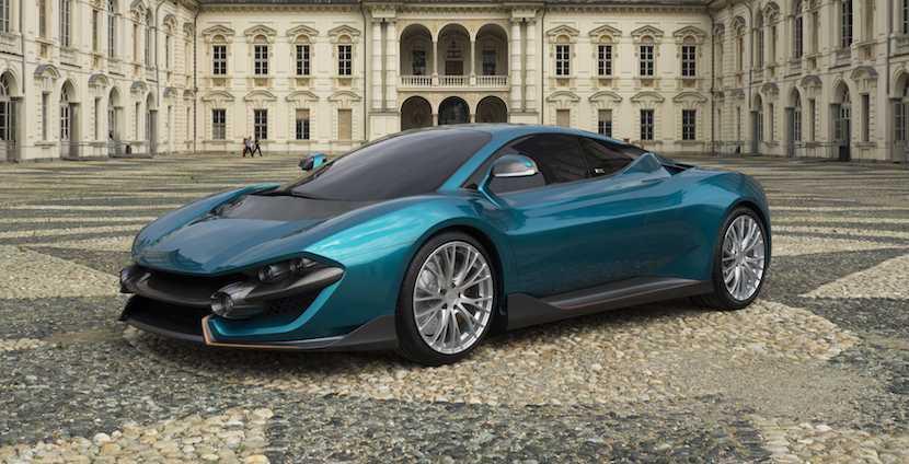 Torino Design ATS Wild Twelve Concept, de diseño y con 860 caballos