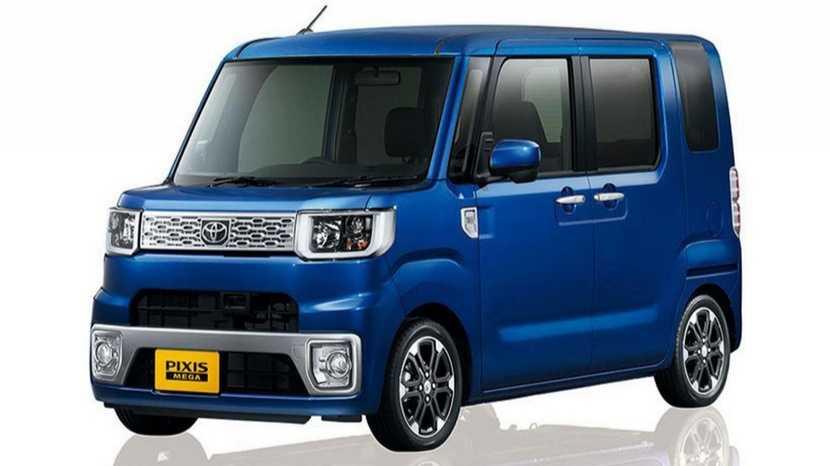 Llega a Japón el curioso Toyota Pixis Mega