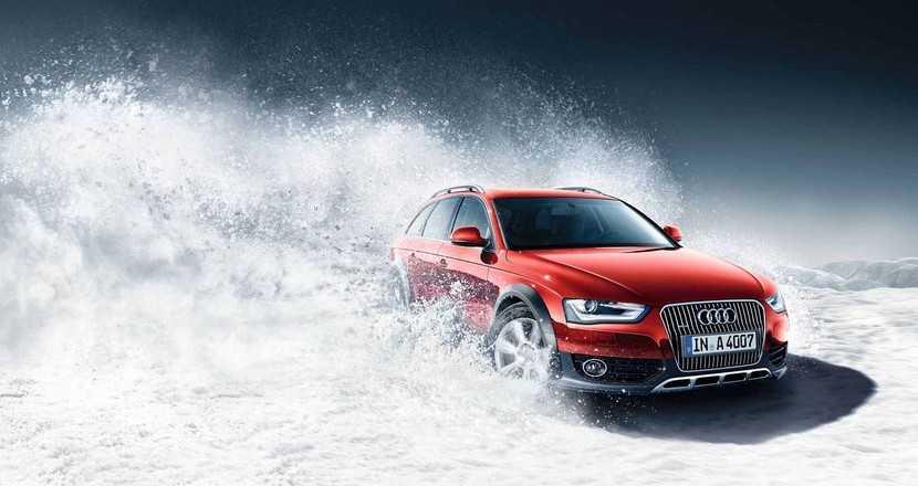 Audi podría estar preparando una ofensiva de modelos allroad