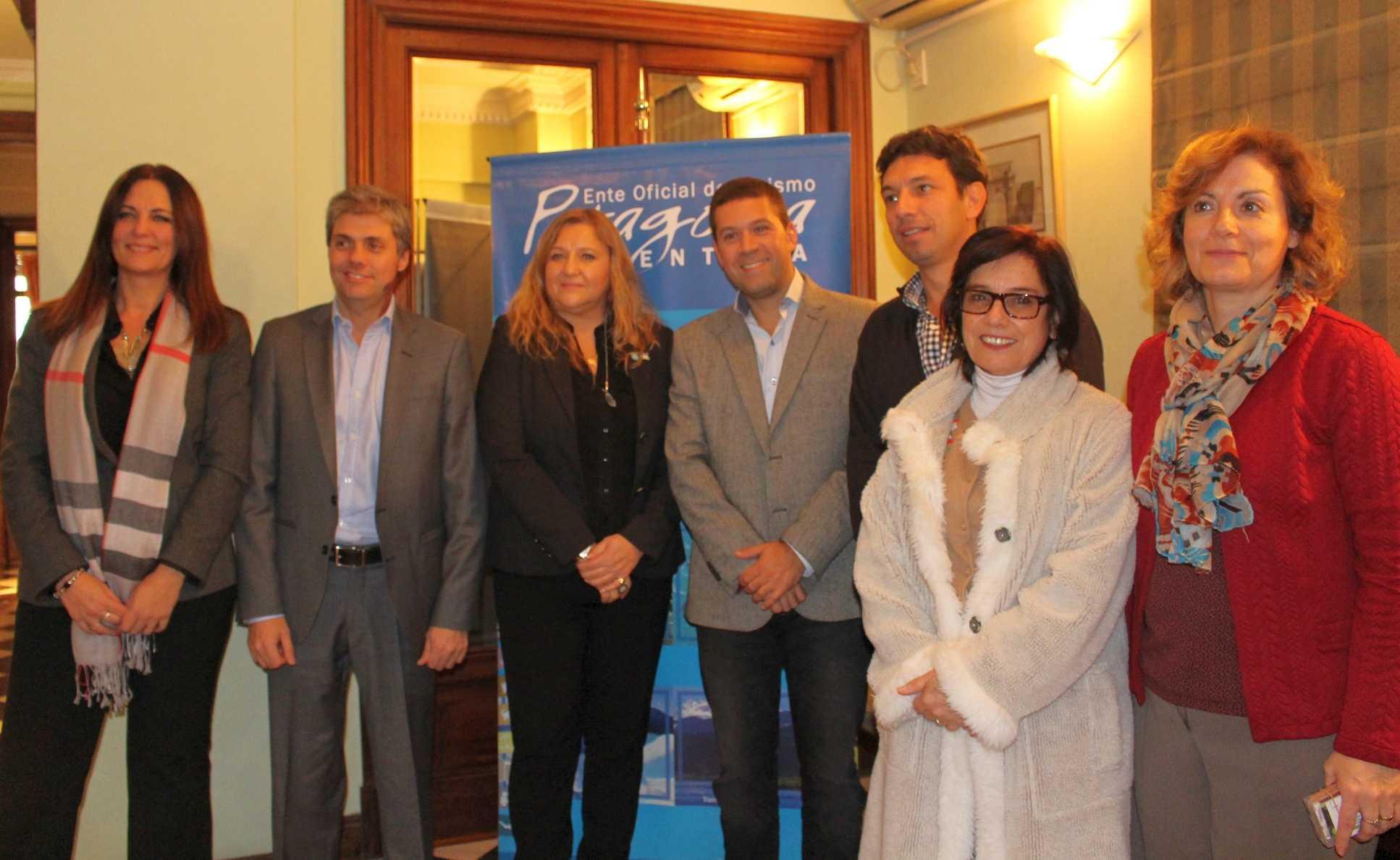 Se llevó a cabo una nueva reunión de Comisión Directiva del Ente Patagonia