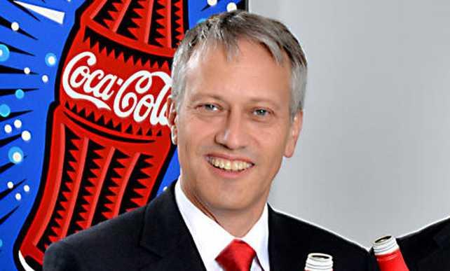 Coca-Cola nombra nuevo presidente y director de operaciones