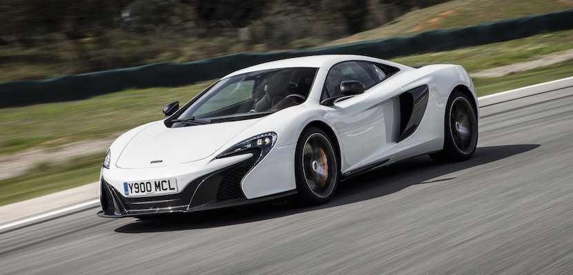 El sucesor del McLaren 650S llegará en 2018