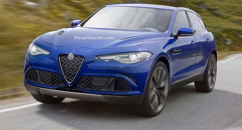 Alfa Romeo estaría planeando dos modelos SUV